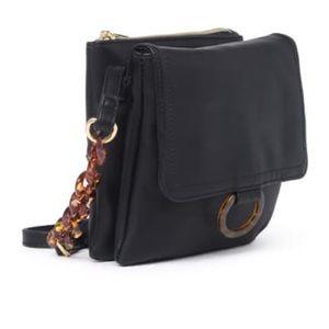 Madden Girl Leather Crossbody Bag- New